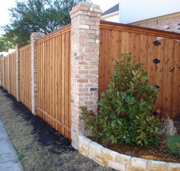 Fence Cleaning Staining