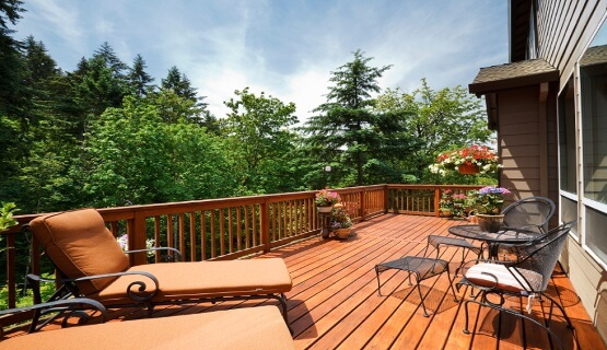 Deck Staining Company