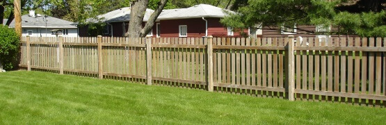 Fence Staining Services
