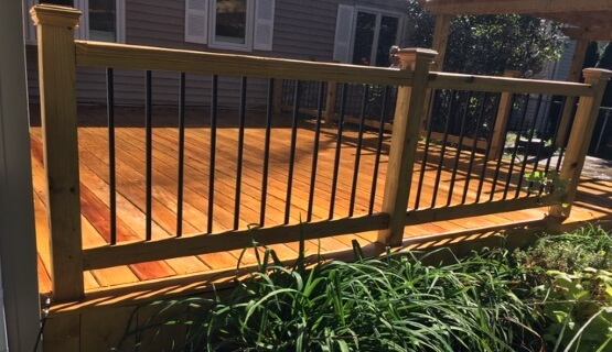 Deck Cleaning Company