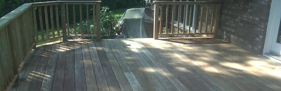 Deck Cleaning Contractor