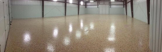 Industrial Epoxy Floor Contractor
