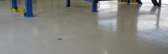 Industrial Epoxy Floor Installer