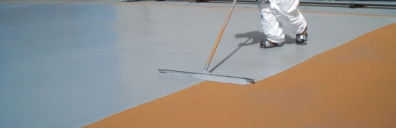 Industrial Floor Repair - Coating and Painting